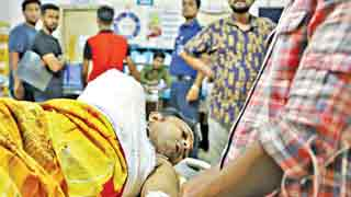 Rajib loses his fight for survival at DMCH