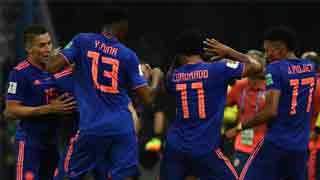 Colombia dedicate crucial win to embattled Sanchez