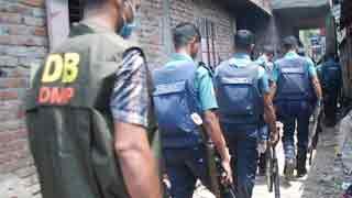 5 killed in alleged gunfights