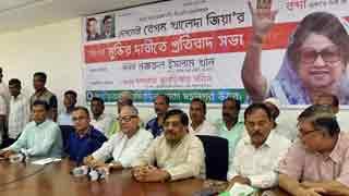 BNP wants dialogue before polls schedule