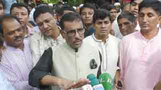 BNP to face new crisis over Aug 21 grenade attack verdict: Quader
