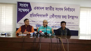 Over 61pc Oikya Front candidates face cases: Shujan