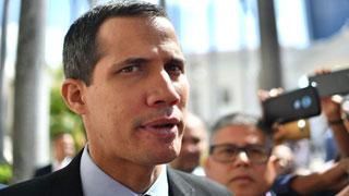 Venezuela top court curbs opposition leader Juan Guaidó
