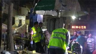Cops among 3 hurt in crude bomb blast in Gulistan