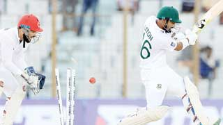 Tigers on backfoot against Rashid-inspired Afghans