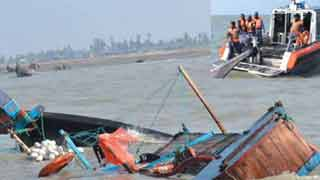 5 fishermen missing as trawler capsizes in Meghna