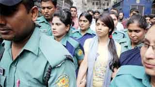 HC stays trial proceeding of actress Nawshaba