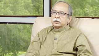 Prof Muntasir tests positive for coronavirus