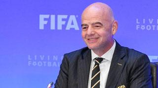 Infantino staying on as FIFA blasts Swiss probe
