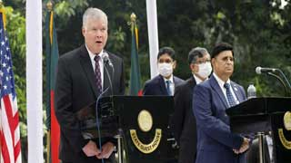 US Deputy Secy emphasizes Indo-Pacific vision throughout Dhaka visit