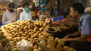 TCB to sell potato at Tk 25 per kg