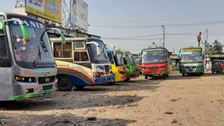 Bus movement in Rajshahi suspended after BNP rally announced