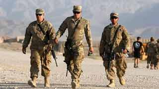 US sending 3,000 troops for partial Afghan embassy evacuation