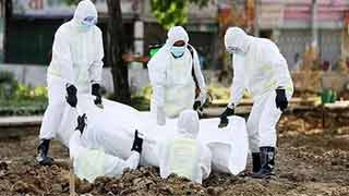 Bangladesh records 187 Covid-19 deaths in 24hr