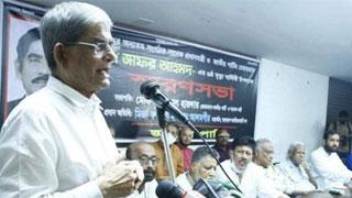 'Continue movement', Mirza Alamgir quotes Khaleda Zia as saying