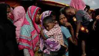 UN calls for pressure on China, Russia over Rohingya crisis