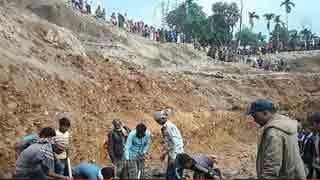 Sylhet mudslide death toll rises to 5