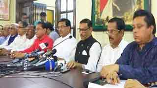 Modi didn't say anything about polls: Quader