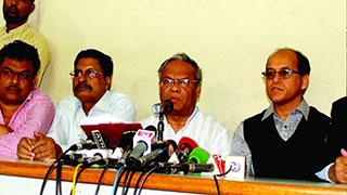 Law enforcers' business over murder on before Eid: BNP