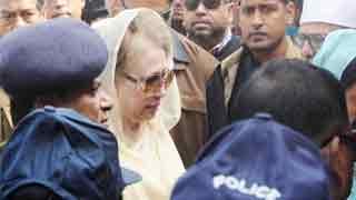 Khaleda Zia refuses to go to BSMMU