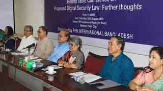 Journalists, authors, rights activists voice concern over Digital Security Act