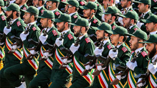US labels Iran's elite Revolutionary Guard Corps a 'terror group'