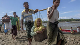 3 top UN officials to visit Bangladesh to see Rohingya situation