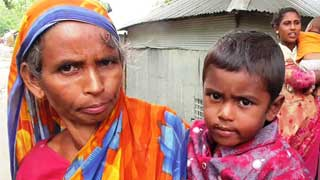 "Poverty forces parents ""to sell children"" in Gaibandha"