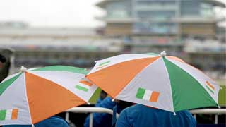 Rain ruins India-New Zealand match