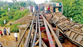 209 killed in railway accidents in six months: Report