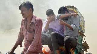 Dhaka improves a little, now ranks 3rd worst