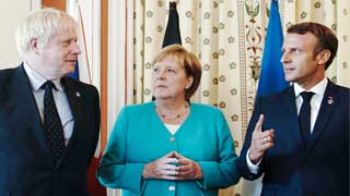 France, Germany, UK pull diplomatic trigger on Iran deal dispute