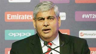 Manohar to step down as ICC chairman after current term