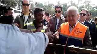 Turkish PM in Cox's Bazar to meet Rohingyas