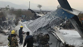 US-Bangla plane had no technical glitch