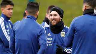 Argentina to be 'Messi's team' at the World Cup: Sampaoli