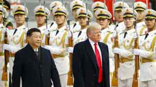 Trump threatens higher tariffs on Chinese imports