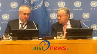 Myanmar 'too slow' in allowing Rohingya return, says UN chief