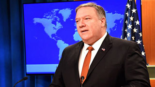 Secretary Pompeo renews nuclear restrictions on Iran