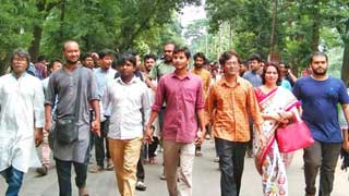 JU authorities to take action against Chhatra League man