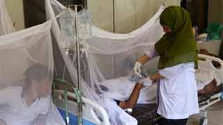 Over 160 hospitalised with dengue in 24hr