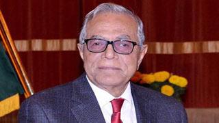 আবদুল হামিদ রাষ্ট্রপতি পুনর্নির্বাচিত