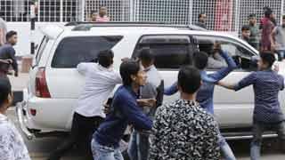Probe report on Dr Kamal motorcade attack Nov 20