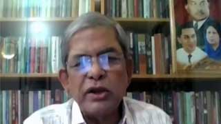 সরকারের অপরিকল্পিত লকডাউনে জনজীবন বিপন্ন: মির্জা আলমগীর