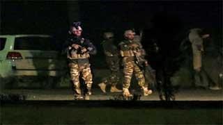 আফগানিস্তানে পাঁচ তারকা হোটেলে হামলা