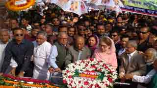 Khaleda Zia pays tributes to Liberation War heroes