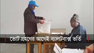 BNP informs US envoy about 'election irregularities'