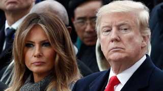 US President Trump, Melania felicitate Muslims on Eid al-Fitr