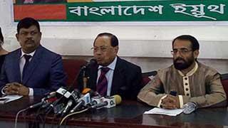 শেখ হাসিনা সংবিধানের বাইরে সরকারের কথা ভাবছেন: মওদুদ