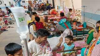 Five more die of dengue, 1,200 hospitalised